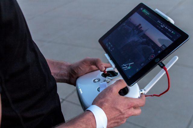σύγχρονες χρήσης ενός drone