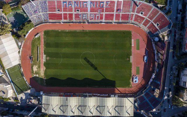 κάλυψη αθλητικών εκδηλώσεων με drone