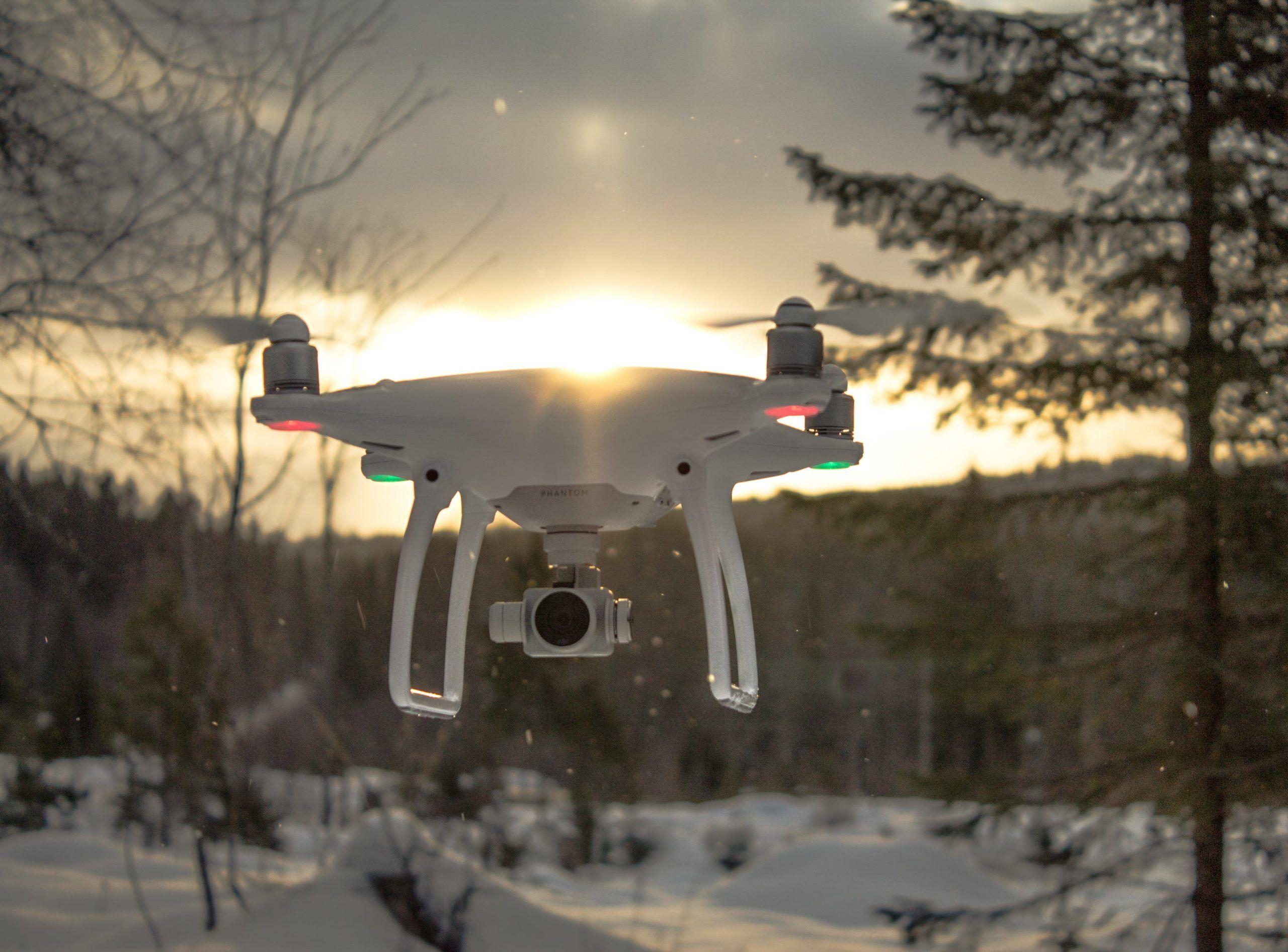 3 κανόνες drone