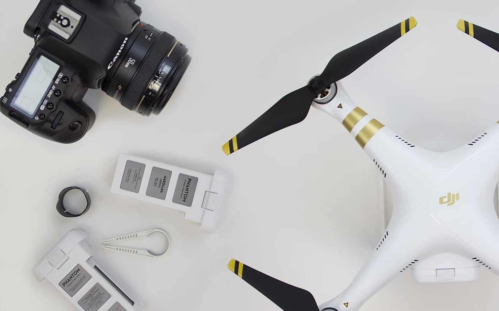 4 επαγγελματικά drones