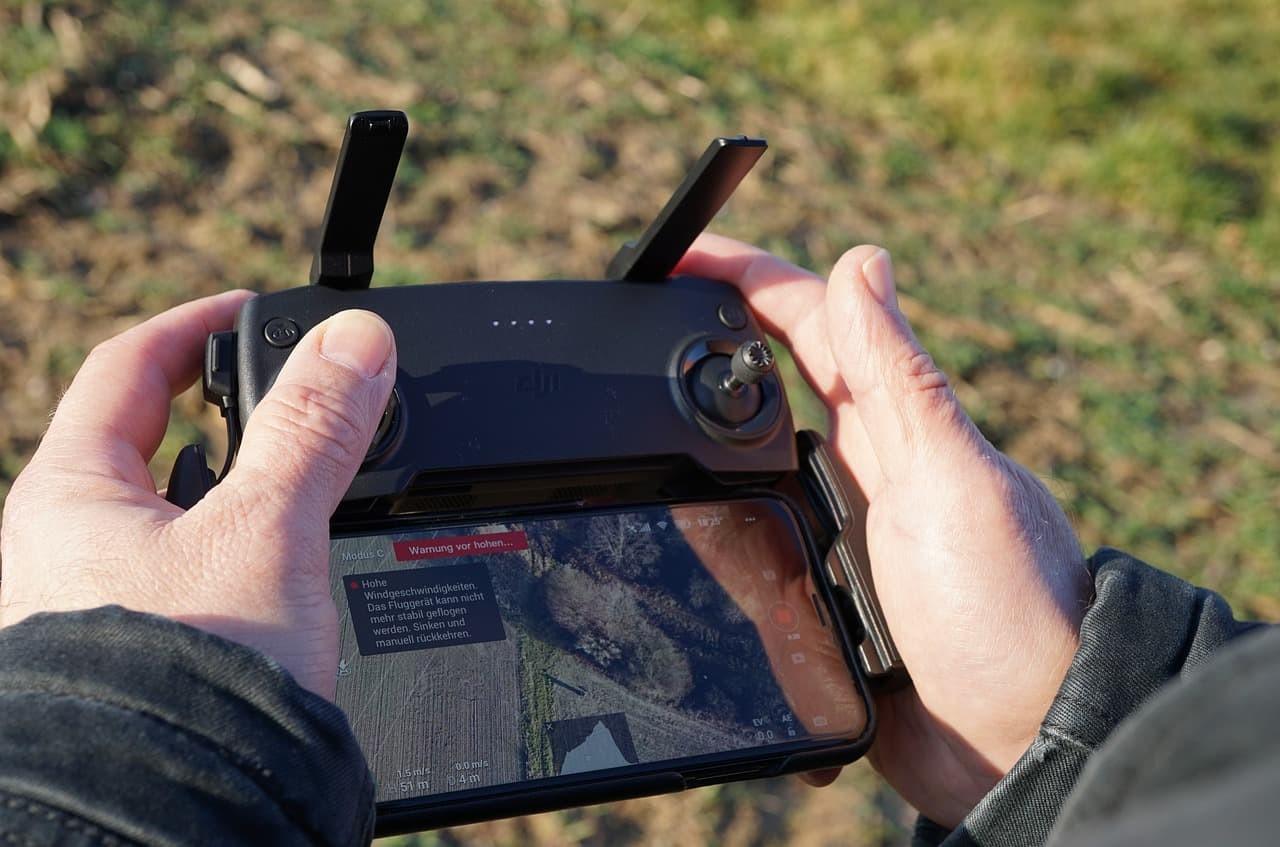5 εξέταση drone