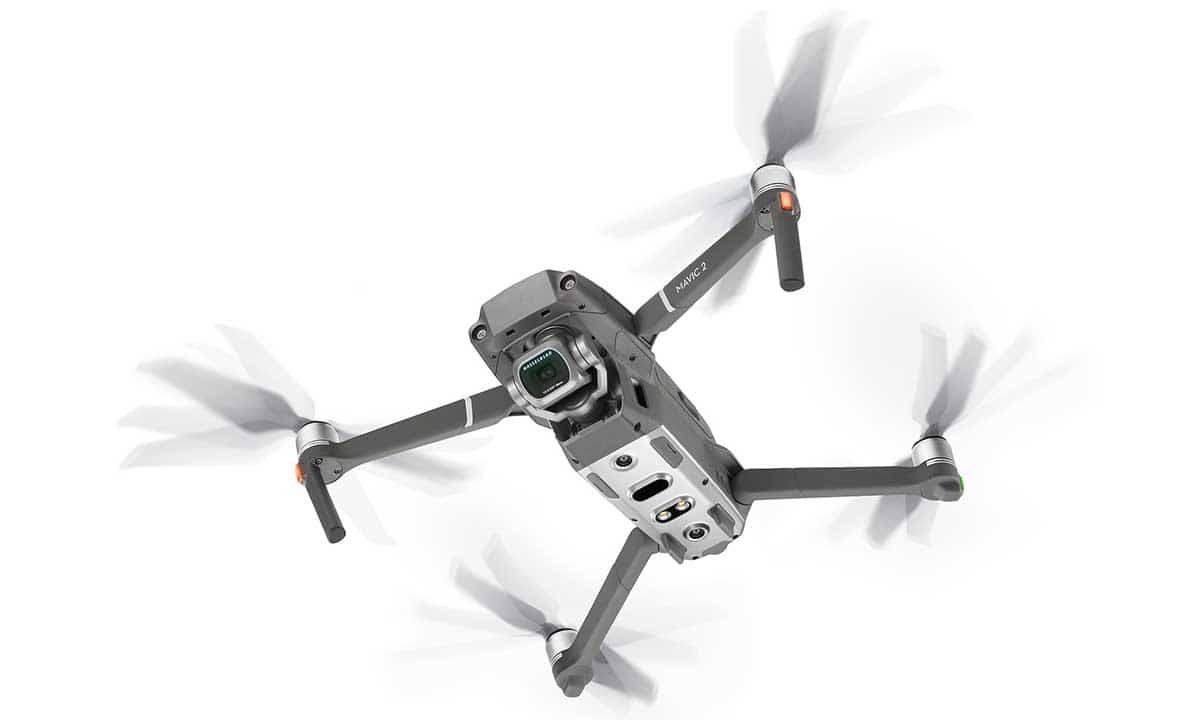 mavic 2 pro fly drone