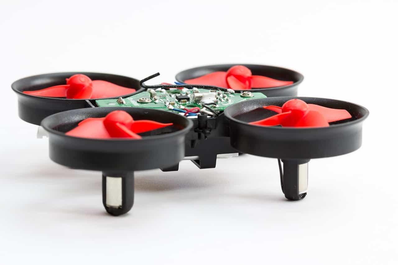 έλικες drone