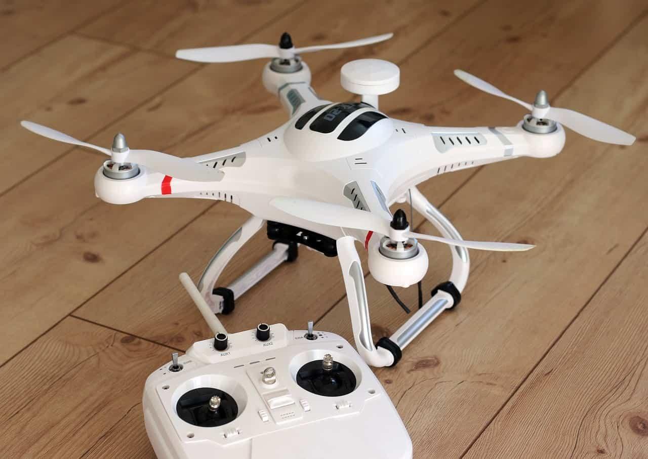 κατασκευή drone