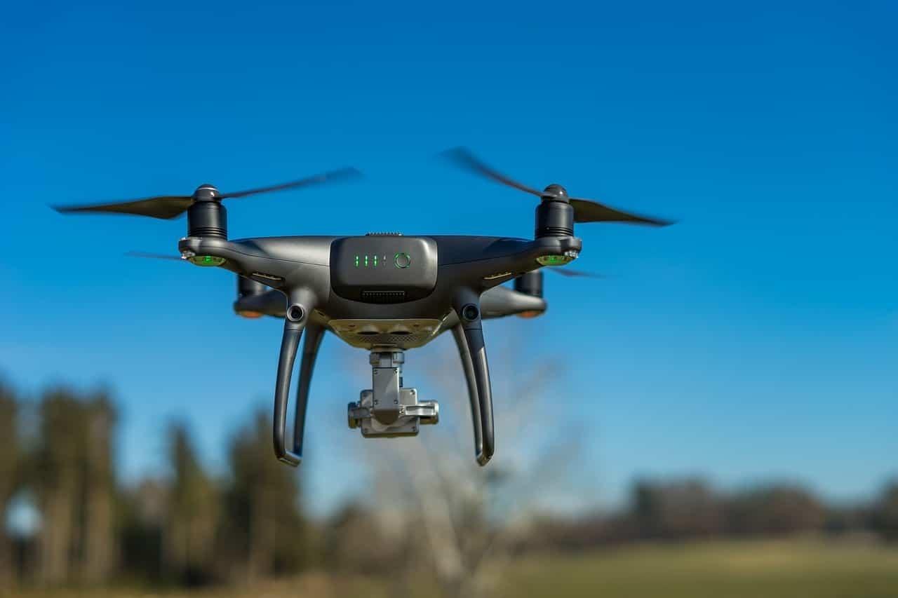 υλικά drone