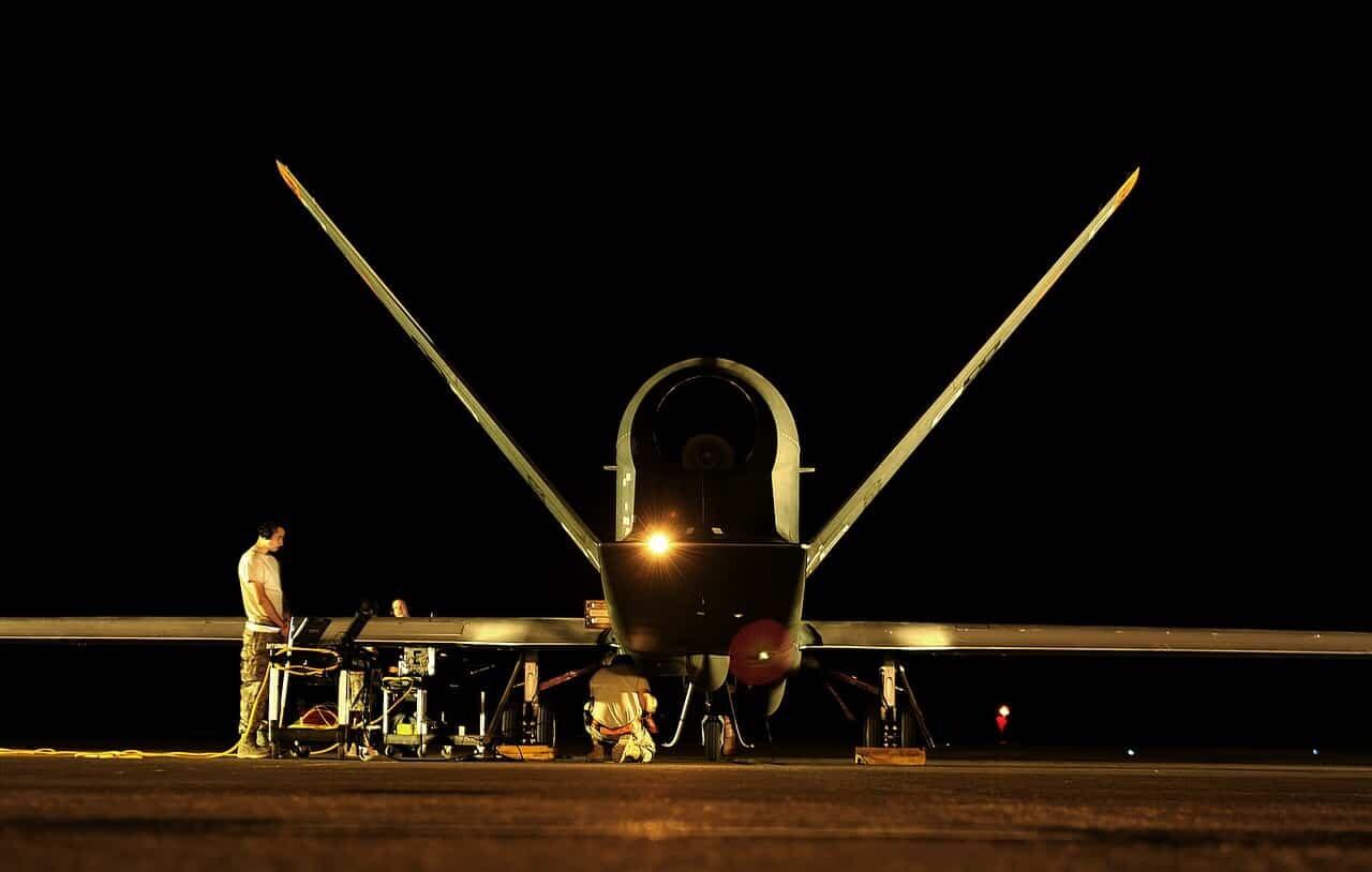 χρήση των drone στο στρατό