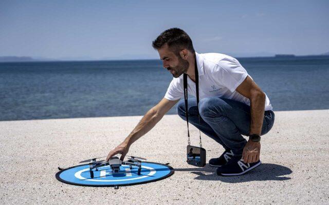 πιστοποιημένος χειριστής drone
