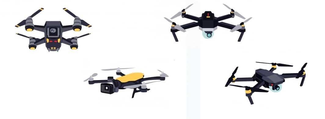 σκοπός ενός drone