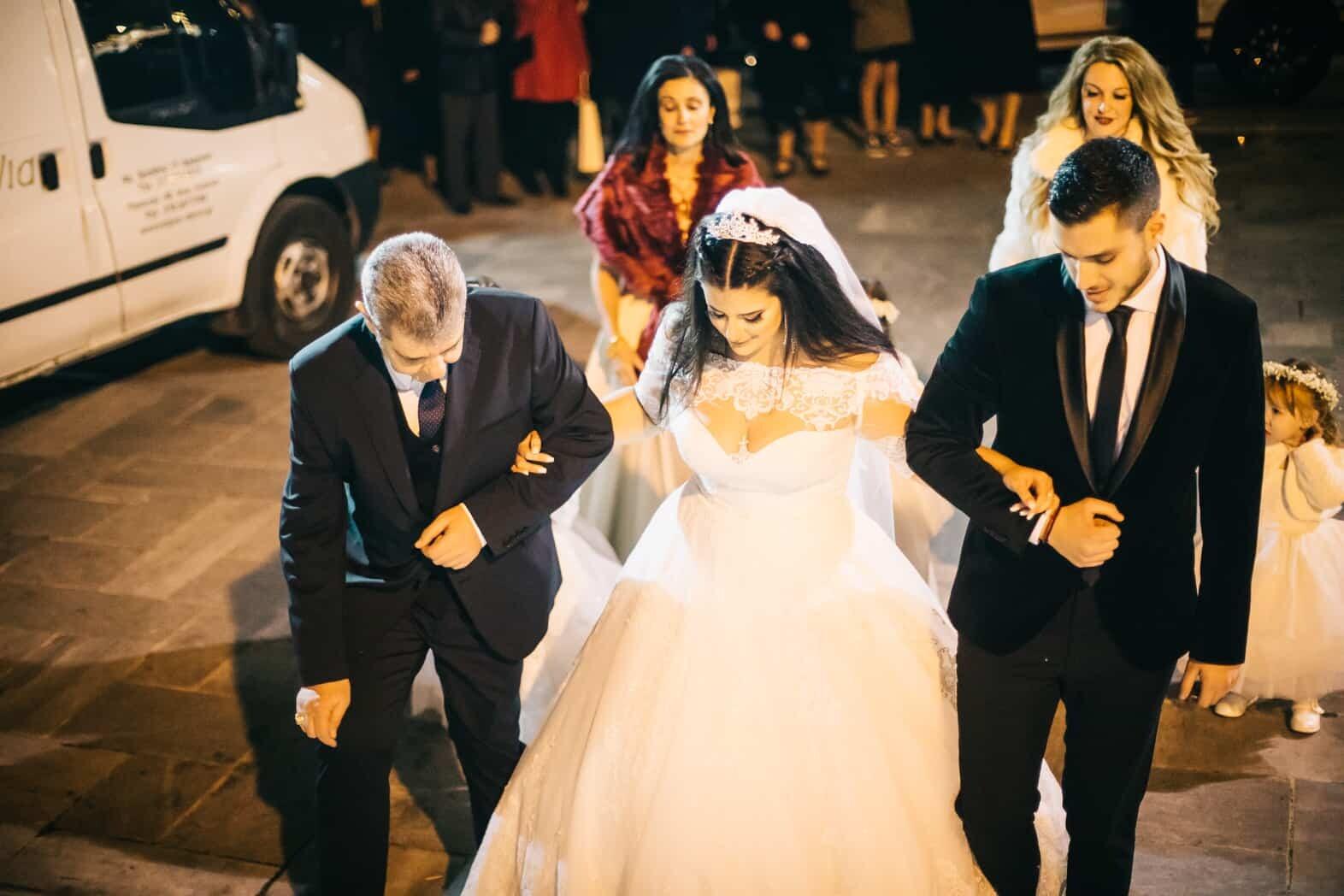 πατέρας & νύφη