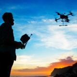 Πως πραγματοποιούμε πτήση με drone